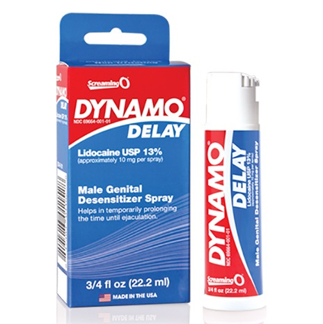 delay spray for premature ejectulation